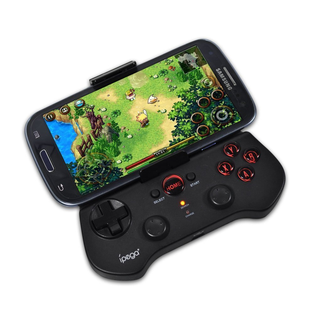 use android phone as bluetooth game controller for tablet