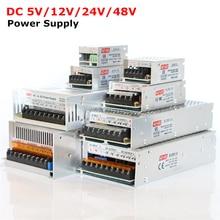 AC85-265V 110V 220V to DC5V 12V 24V 48V 1A 2A 3A 4A 5A 6A 8A 10A 15A 20A 30A 40A LED Strip Power Supply DC Adapter Transformer(China (Mainland))