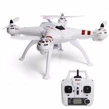 Новый bayangtoys X16 GPS Бесщеточный 2.4 г 4CH 6axis Безголовый RTF Drone RC Quadcopter открытый Игрушки с передатчик для подарок для детей