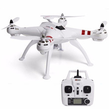 New BAYANGTOYS X16 GPS Brushless 2.4G 4CH 6 Axis Headless RTF Drone RC Quadcopter Outdoor Toys With Transmitter For Kids Gift