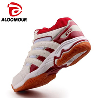 ALDOMOUR Spring 2018 Sport volleyball shoes sneakers for volleyball Professional handball Breathable PVC Floor Stability Ylan