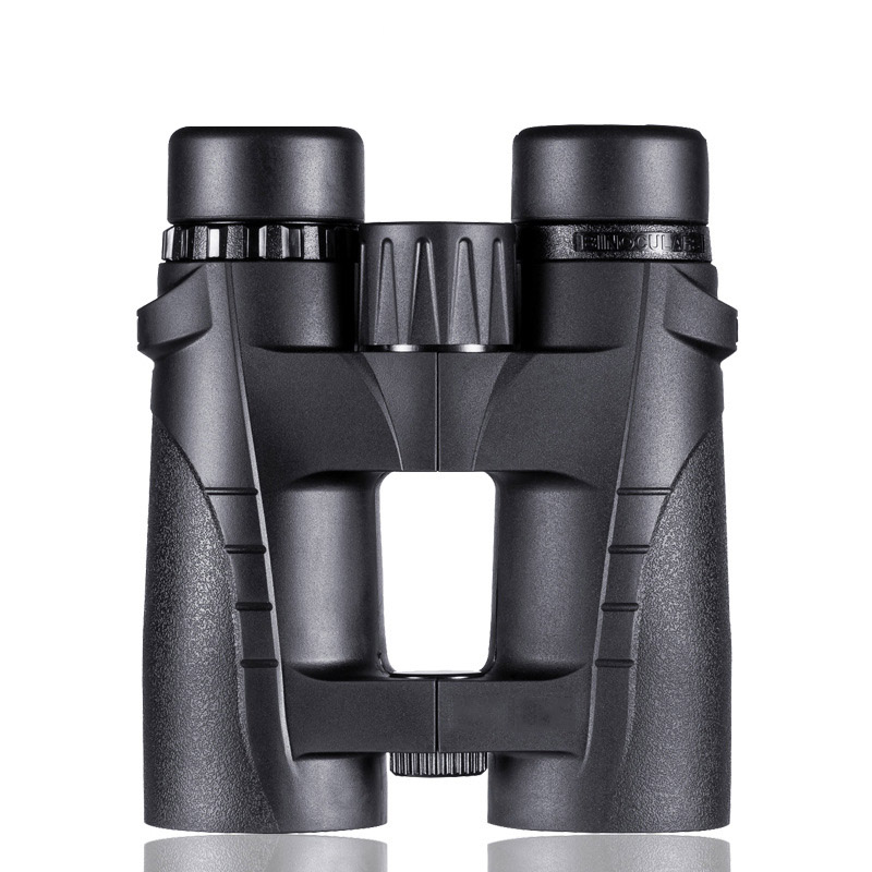 10x42 Compact Binoculars Long Range HD Powerful Mini Telescope BAK4 FMC Optics Hunting Sport Camping sika hd10x50 binoculars professional compact telescope bak4 for birdwatching travel stargazing hunting camping m0054