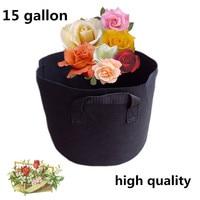 Pocketgarden 2 pz casa giardino vasi balcone giardino di verdure biologiche piantare Giardinaggio piantare borse 15 gallon 35*40 cm