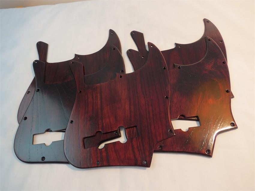 5pcs new Hand-made ailanthus wood Telecaster Guitar Tele Pickguard