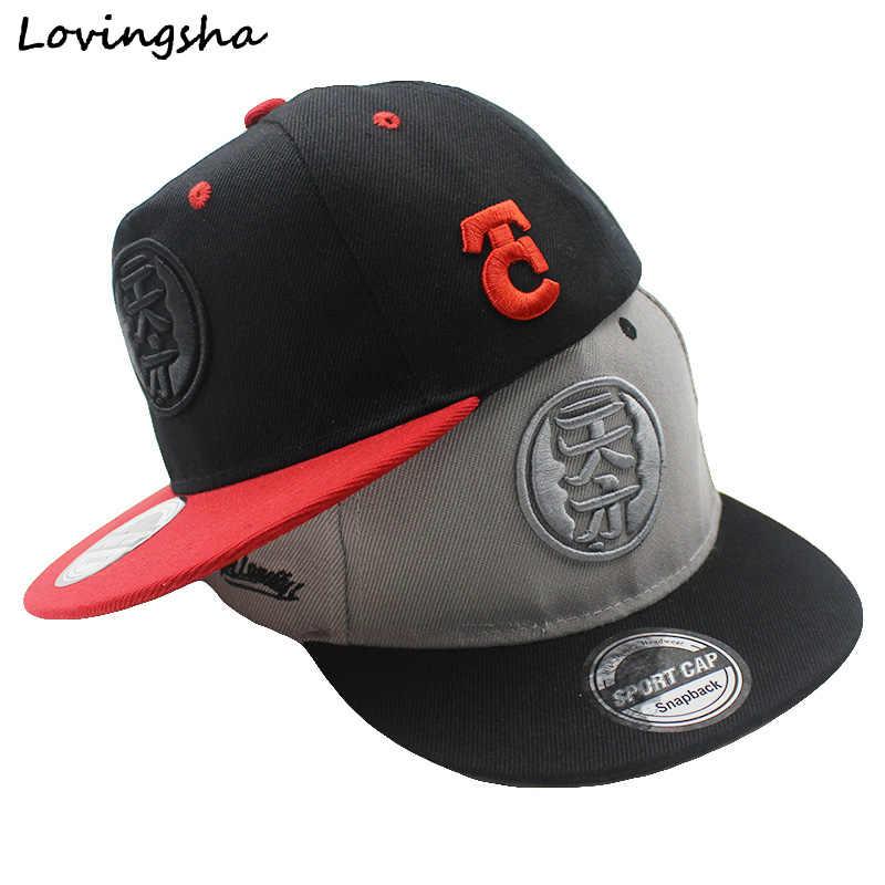 "LOVINGSHA Boy Baseball Caps 3-8 Anni di Età Bambino Cinese ""GENIUS"" disegno Snapback Caps di Alta Qaulity cappucci Regolabili Per La Ragazza CC069"