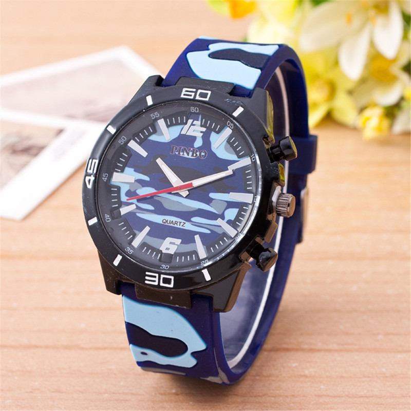 man watch 2018 waterproof Luxury Brand Colck Military Quartz Watches Men Hour Clock Sports Leather Wristwatch relogio masculino