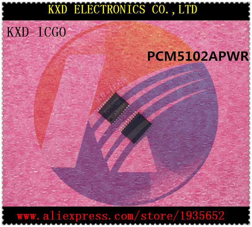 Video Games Replacement Parts & Accessories Responsible Pcm5102apwr Pcm5102apw Pcm5102a Pcm5102 Tssop-20 20pcs/lot Free Shipping In Short Supply