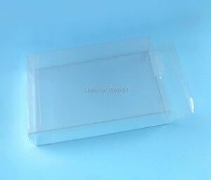Image 4 - OCGAME 5 قطعة/الوحدة ل نينتندو صندوق الألعاب es واضح شفاف ل SNES N64 صندوق الألعاب حامي حافظة ألعاب CIB البلاستيك PET حامي