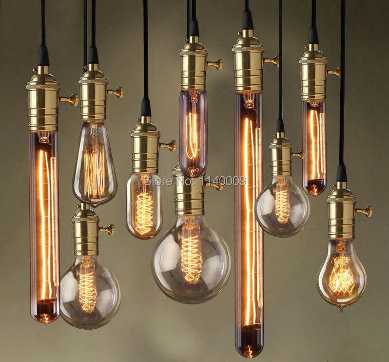 metall pendelleuchte e26 lampe cord set. Black Bedroom Furniture Sets. Home Design Ideas