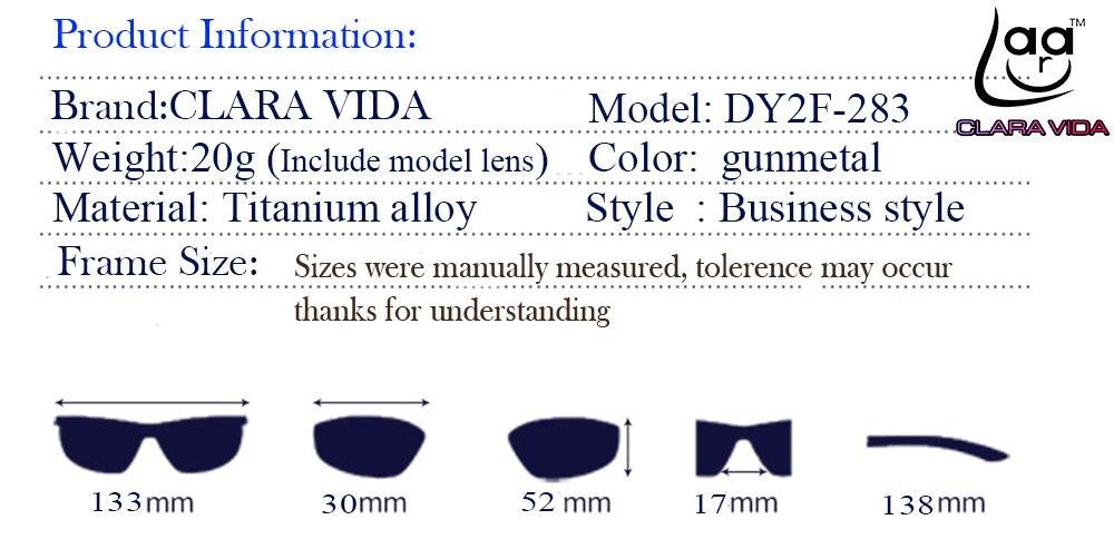 China stil augenrahmen titanium alloy ultra light maßgeschneiderte ...