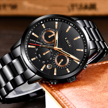 Mens Watches Top Brand Luxury LIGE9866