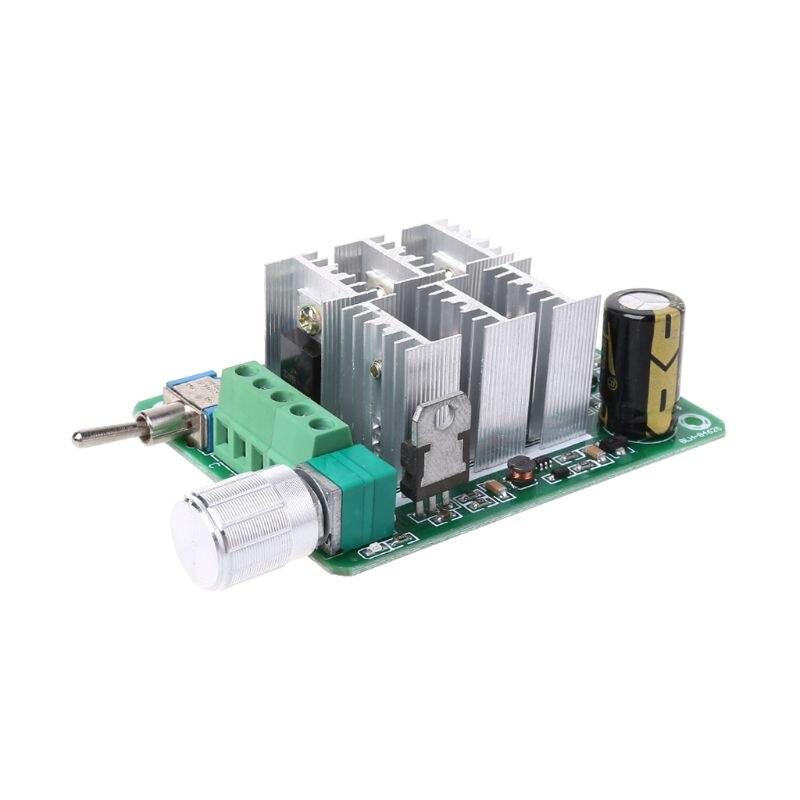 BLDC Drei Phase Bürstenlosen Sensorlose Motor Controller 15A Heftigen Explosive Fan Stick Modulation DC5-36V Vorwärts Rückwärts W315