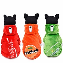 Lustige Halloween Kostüm Pet Kleidung Hund Gemütliches Haustier Hund Kleidung Katze Kleidung Mantel Chihuahua Kleidung Welpen Kostüm Pet Mantel Jacke