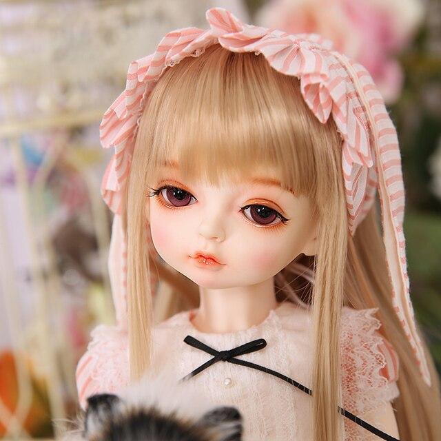 ROSENBJD Doll RL Holiday Pony  bjd sd dolls 1/4 body model girls High Quality resin Cute doll