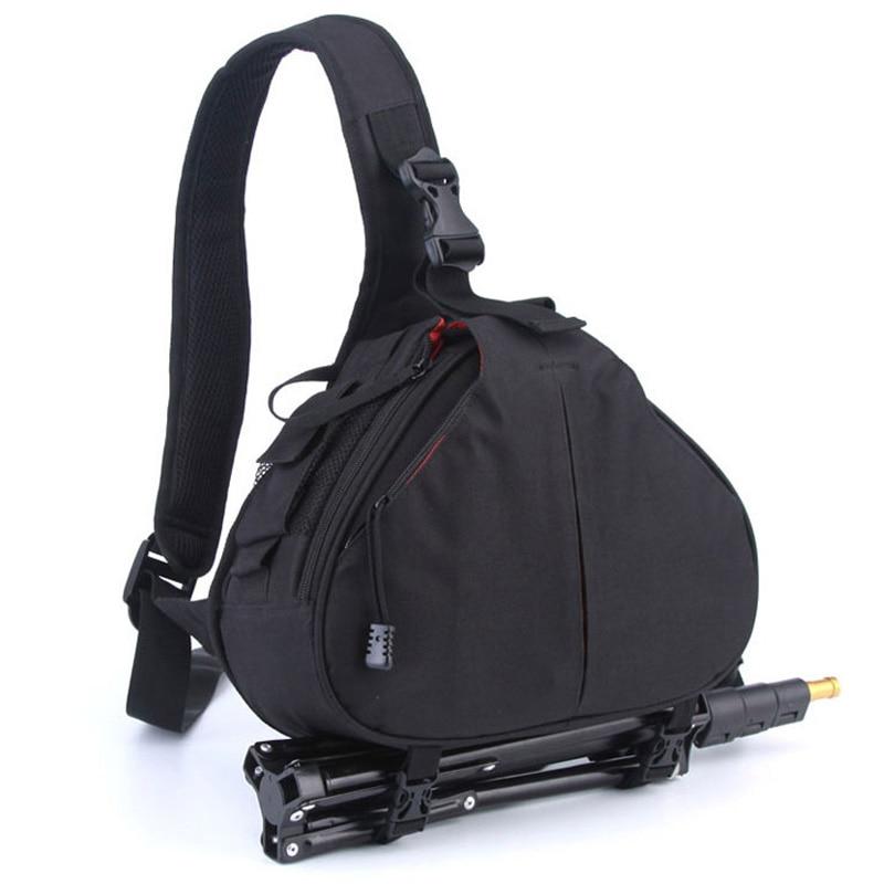 Waterproof Backpack Shoulder DSLR Camera Bag Case For Canon EOS 1300D 760D 750D 700D 600D 7D 80D 6D 5DII 5DS 5DR 60D 1100D 1200D