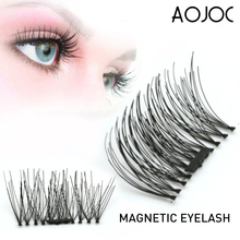 f2a441152fc Magnetic eyelashes 3D/6D magnet lashes natural false eyelashes mink  individual lashes fake lashes private