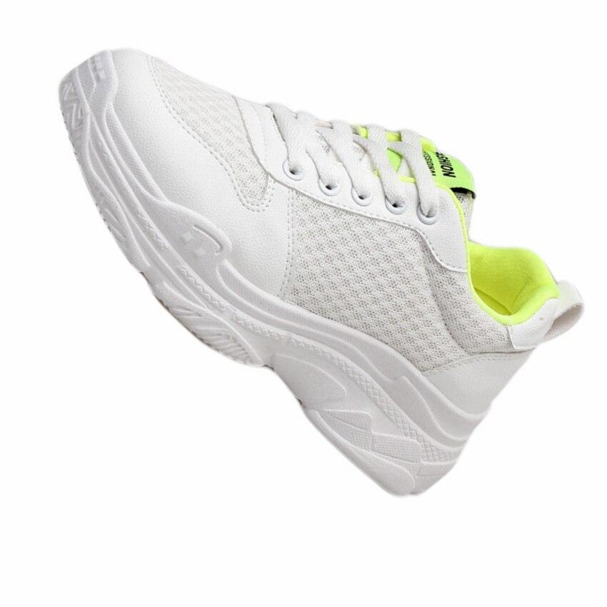 Летняя дышащая сетка спорт на открытом воздухе кроссовки женские фитнес-кроссовки для де ...