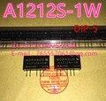 100% новый оригинальный A1212S-1W DC/DC модуль DCDC силовой модуль 12 В превратить негативное 12 В модуль изоляции