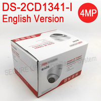 DS 2CD2345 I Multi Language Version 4MP CCTV Camera 120dB EXIR CCTV Ip Camera POE 1080P