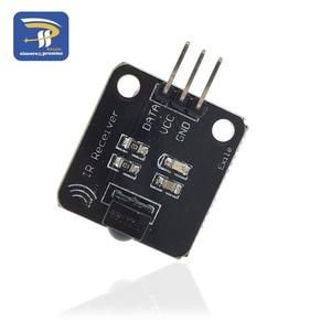 Image 4 - Módulo transmisor IR infrarrojo de 38KHz para Arduino, receptor de infrarrojos Digital, módulo de Sensor, bloque de construcción electrónico, 1 Juego por lote