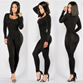 Exotic Female Black Seamless Thin Bodysuit Sexy Maid Catsuit Erotic Bandage Bodycon Bodystocking Jumpsuit Lady Fitness Leotard