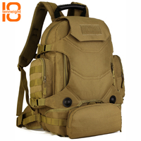 TENNEIGHT 40L Military Tactical Backpack Waterproof Large Capacity backpack Outdoor Camping Hunting Bag Travel backpack