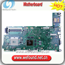 100% Working Laptop Motherboard for asus N73JQ N73JF Mainboard full 100%test