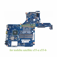 H000053130 Laptop mainboard For Toshiba Satellite S55 motherboard SLJ8E HD4000 DDR3