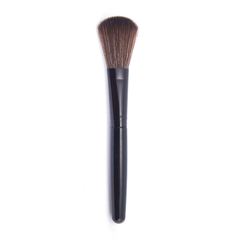 MECOLOR Synthetic Hair Makeup Brushes  Powder Blusher Cosmetics Brush Face Brush Nail Arts Clean Brush Beauty Tools Kits