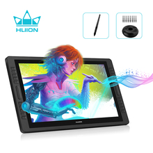 HUION KAMVAS Pro 22 2019 Battery Free Pen Display Monitor AG Glass Digital Drawing Monitor Pen Tablet Monitor