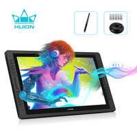 HUION KAMVAS Pro 22 2019 Battery-Free Pen Display Monitor AG Glass Digital Drawing Monitor Pen Tablet Monitor