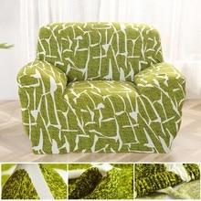 Diseño rojo, funda para sofá de algodón individual, fundas elásticas para sofá para sala de estar, funda transparente para sillón, funda para sofá