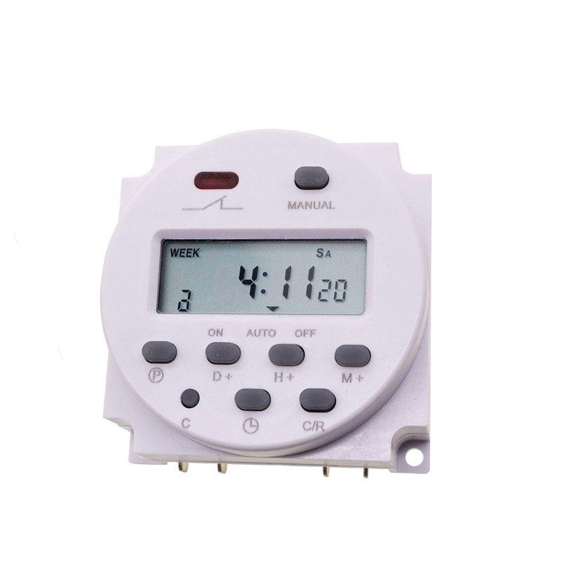1pcs/lot 220V // 110V // 24V Timers Microcomputer Time Control Switch Time Control Switch Aliexpress Standard Shipping aliexpress v