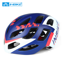 INBIKE Men Bicycle Helmet Integrally-molded Helmet Safety Cycling Accessories Lightweight Downhill MTB Road Mountain Bike Helmet