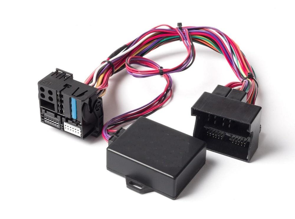 NEW for bmw NBT/F2x F3x CIC Retrofit Adapter Navi, Voice Control Navigation Emulator + Plug And Play Harness(China)