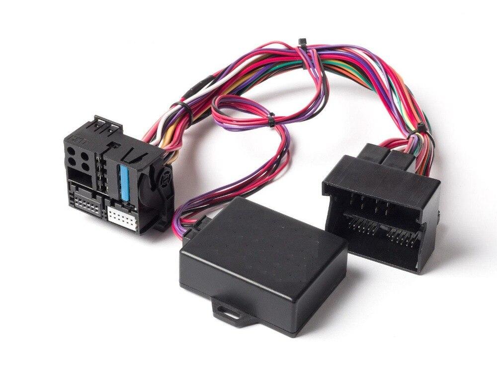 Nouveau pour adaptateur de modification bmw NBT/F2x F3x CIC Navi, émulateur de Navigation à commande vocale + harnais Plug And Play