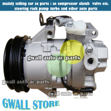HIGH QUALITY CAR AUTO AC COMPRESSOR FOR TOYTOA YARIS AIR CONDITIONING
