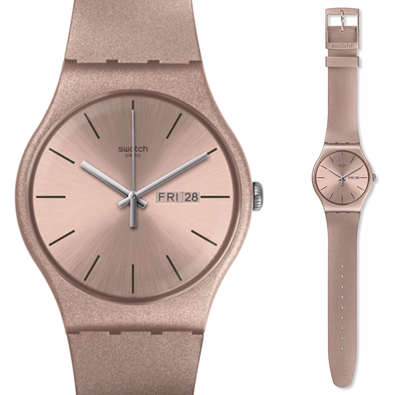 Swatch watch Original Color series simple fashion quartz watch SUOP704