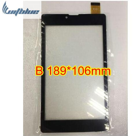 Witblue New For 7 Digma Optima Prime 2 3G TS7067PG Tablet 189*106mm touch screen panel Digitizer Glass Sensor replacement