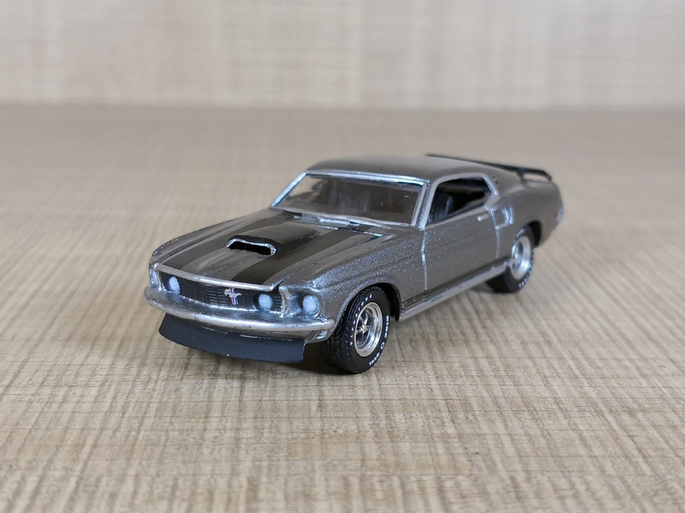 Auto Inn - Greenlight 1:64 1969 Ford Mustang BOSS 429 Diecast model car модель машины motormax motor max ford mustang boss 429 1 24