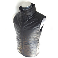 Stab proof vest cut proof vest imitation leather neck high collar invisible cut proof lightweight soft warm