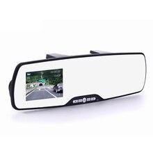 Cámara espejo retrovisor de coche auto dvrs coches dvr aparcamiento video registrador videocámara full hd 1080 p de infrarrojos de visión nocturna