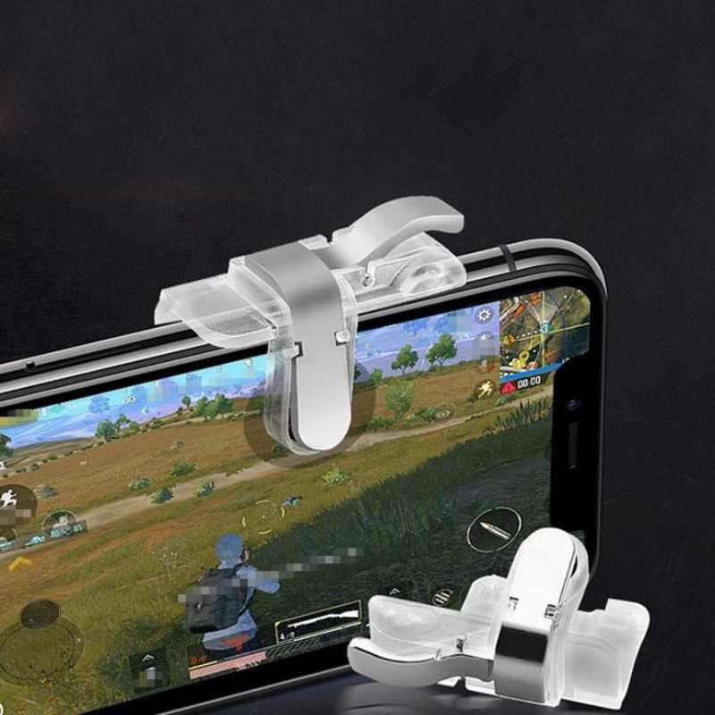 Геймпад PUBG мобильный триггер управления сотового телефона геймпад управления Лер огонь L1R1 игровой шутер для Iphone Android джойстик