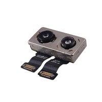 100 Original Back Rear Camera Flash Flex Cable Module Replacement Parts For Iphone 7 Plus 5