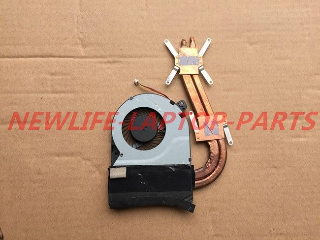 original X750JA X750JB heatsink fan cooler 13N0-PMA0102 13NB01X1AM0101-147E test good free shipping  все цены
