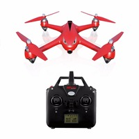 Brushless MJX B2W Bugs 2 GPS FPV RC Quadcopter Zangão com WI-FI em Tempo-Real 1080 P HD Câmara de Altitude Hold Sem Cabeça RC aeronaves