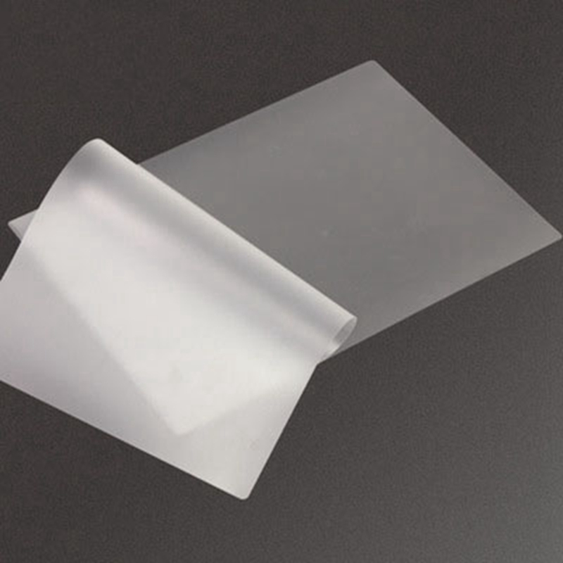 100PCS/lot 100 mic, A4 Thermal Laminating Film PET For Photo/Files/Card/Picture Lamination