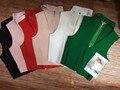 Fábrica Al Por Mayor 2016 Nueva Variedad de colores V-cuello apretado de la Moda Superior con Casual partido Del Vendaje tops (H1188)