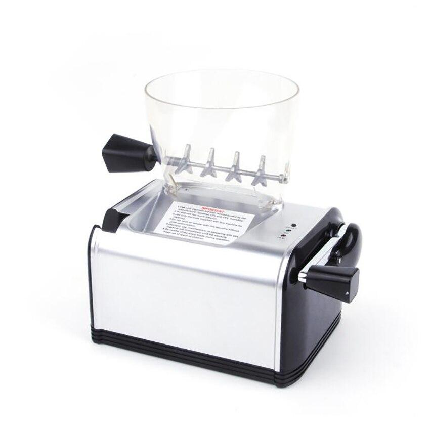 Tabac faisant la Machine à rouler électrique automatique Machine à rouler les cigarettes plateau à cigarettes fabricant de rouleaux injecteur outils à fumer