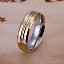 R100 free shipping 925 sterling silver ring, 925 silver trendy jewelry, Inlaid Ring /getaowaa behajvoa